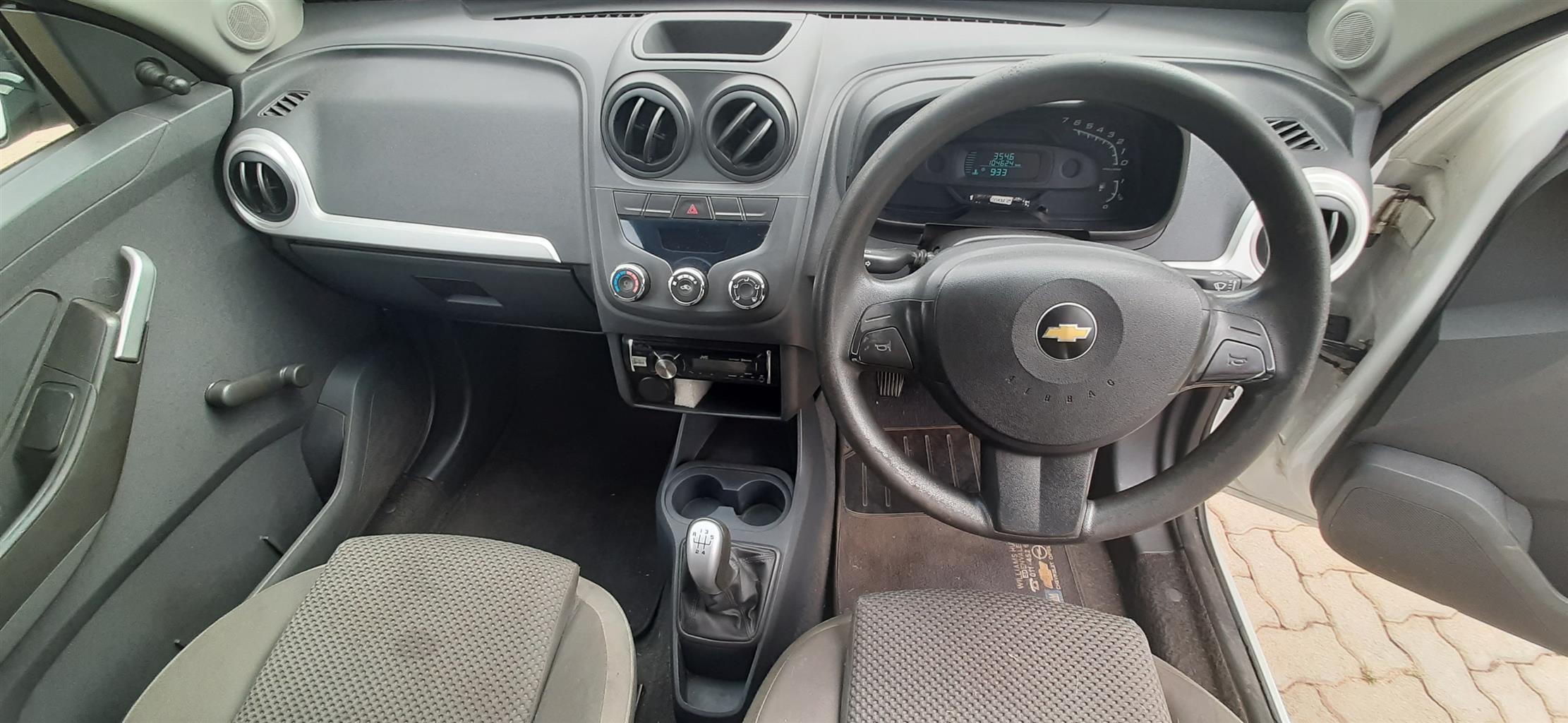 2015 Chevrolet Utility 1.4 (aircon)