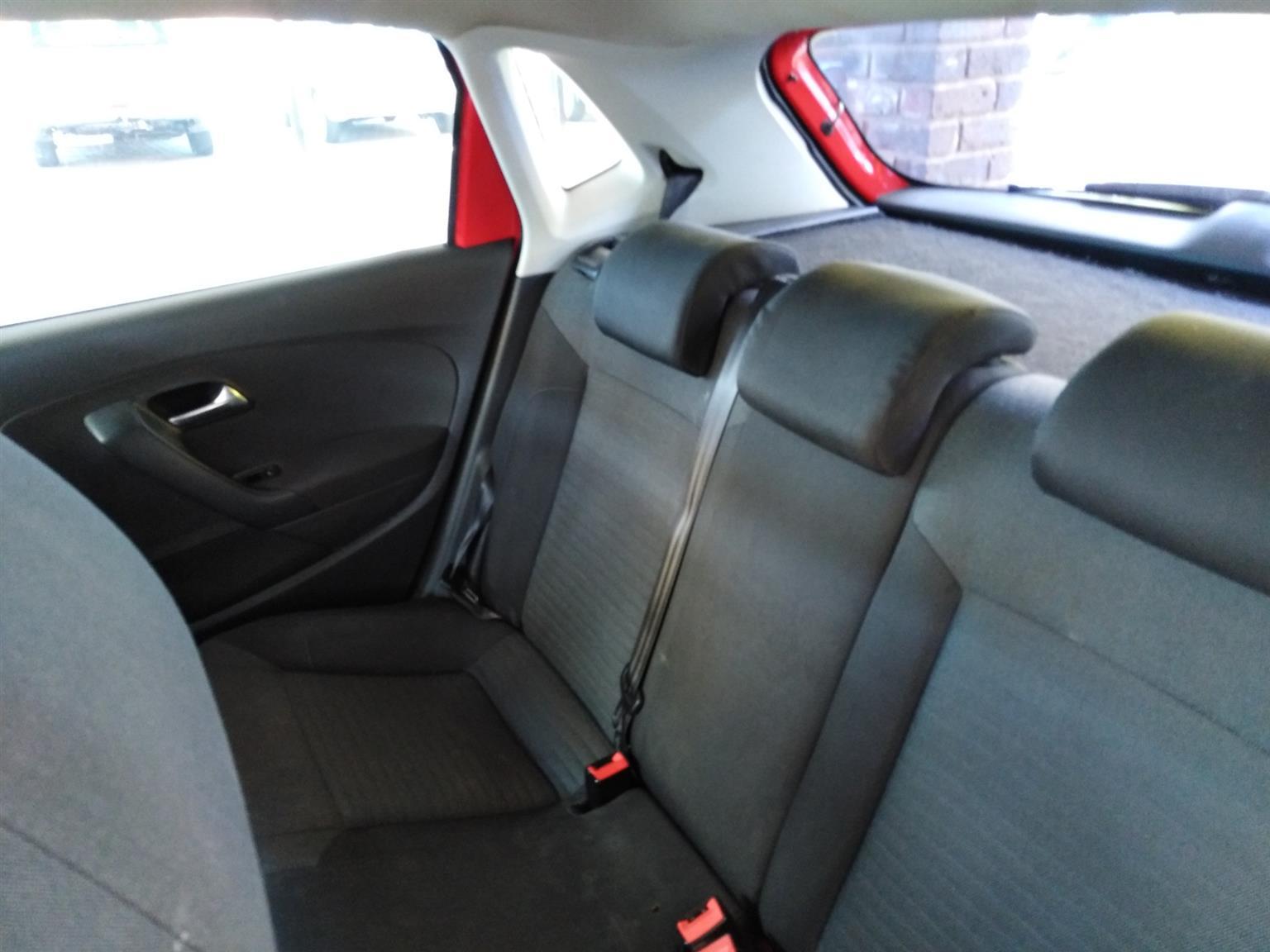 2010 VW Polo 1.6 Comfortline