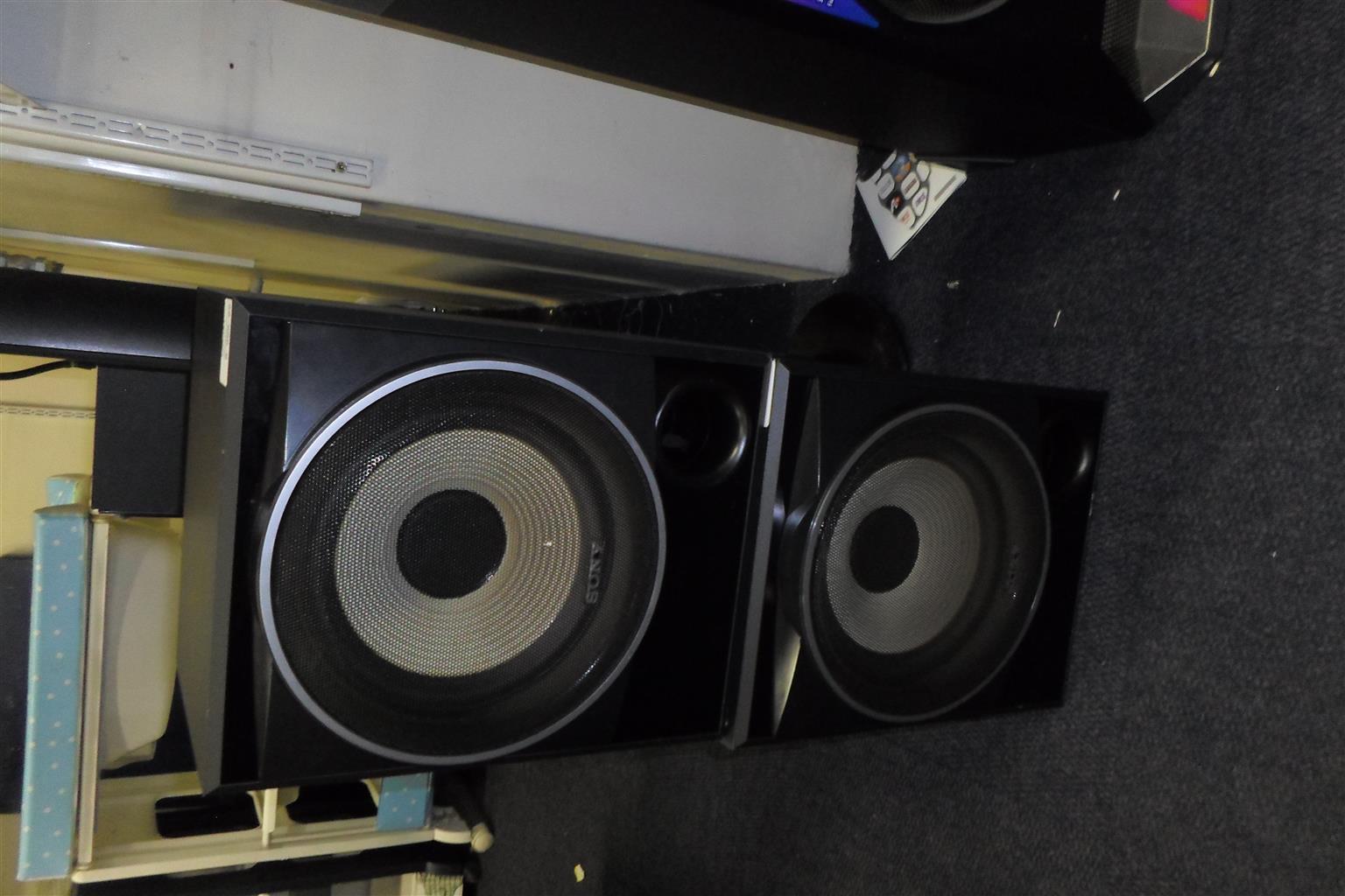 Sony Speaker System