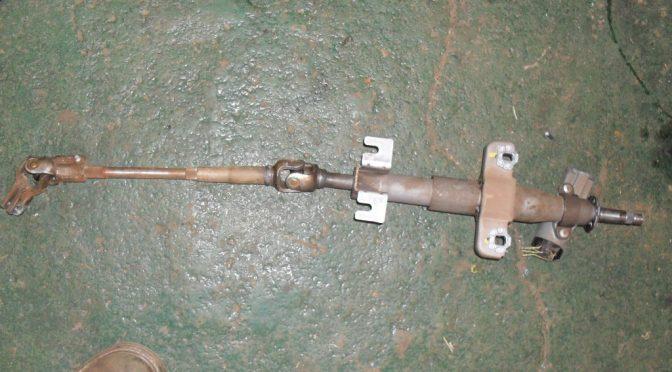 2009 Chevrolet spark steering column