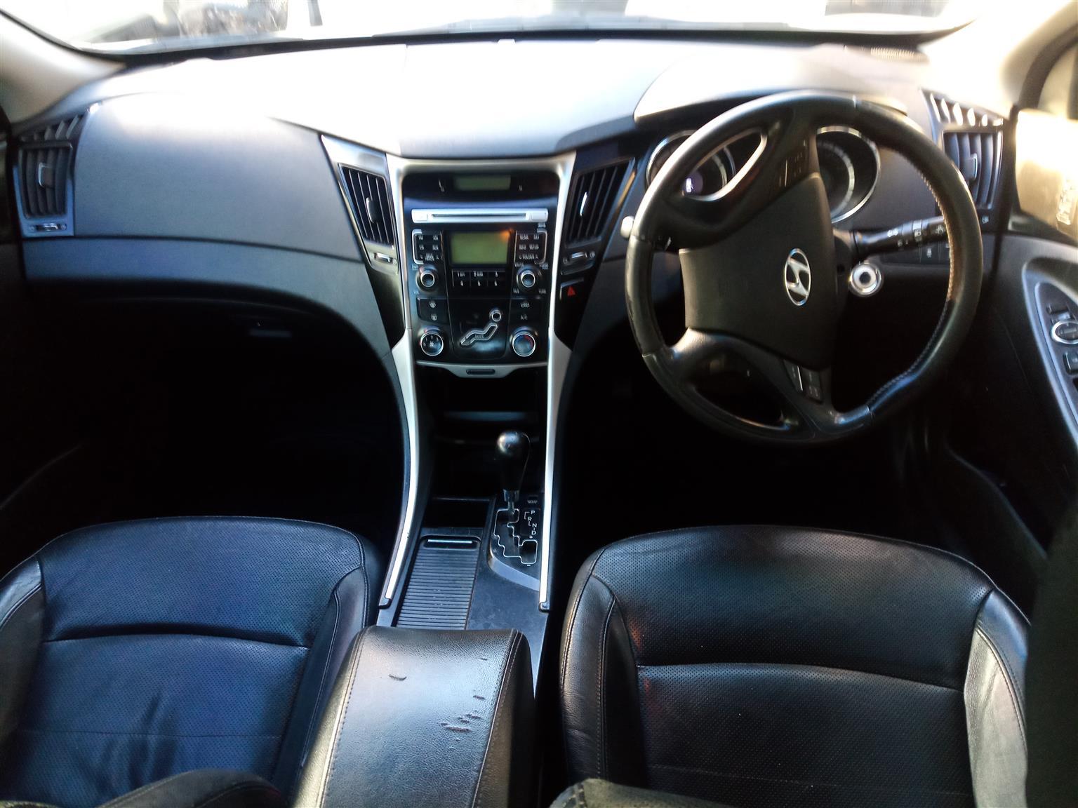 2010 Hyundai Sonata 2.4 GLS automatic