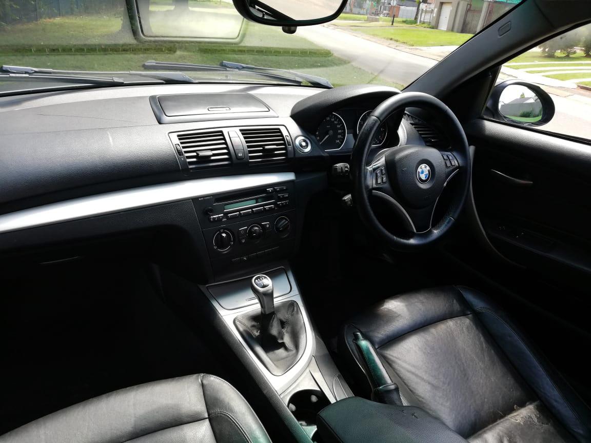 2010 BMW 1 Series 118i 3 door Sport
