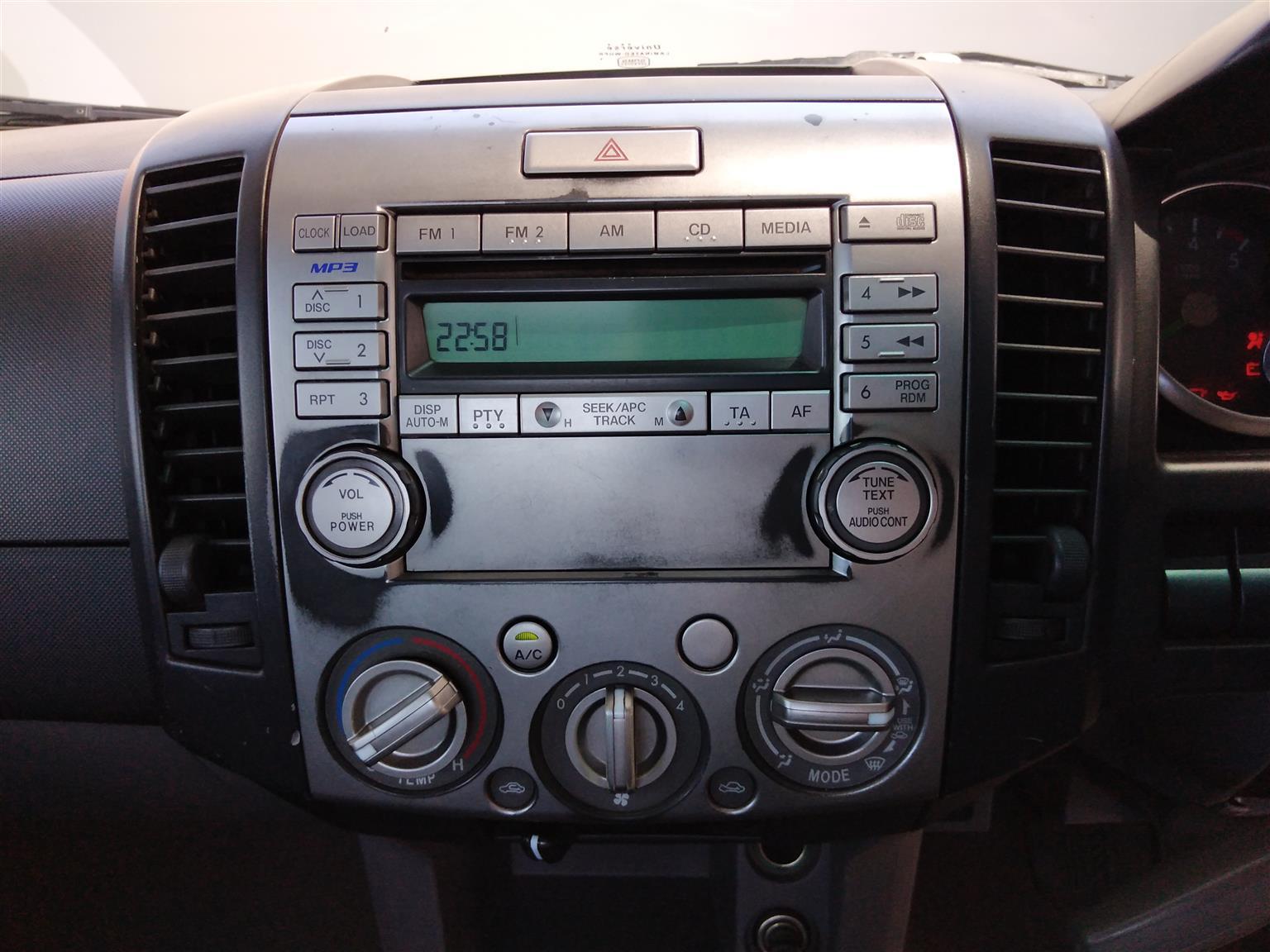 2008 Mazda BT-50 2.5 SLX