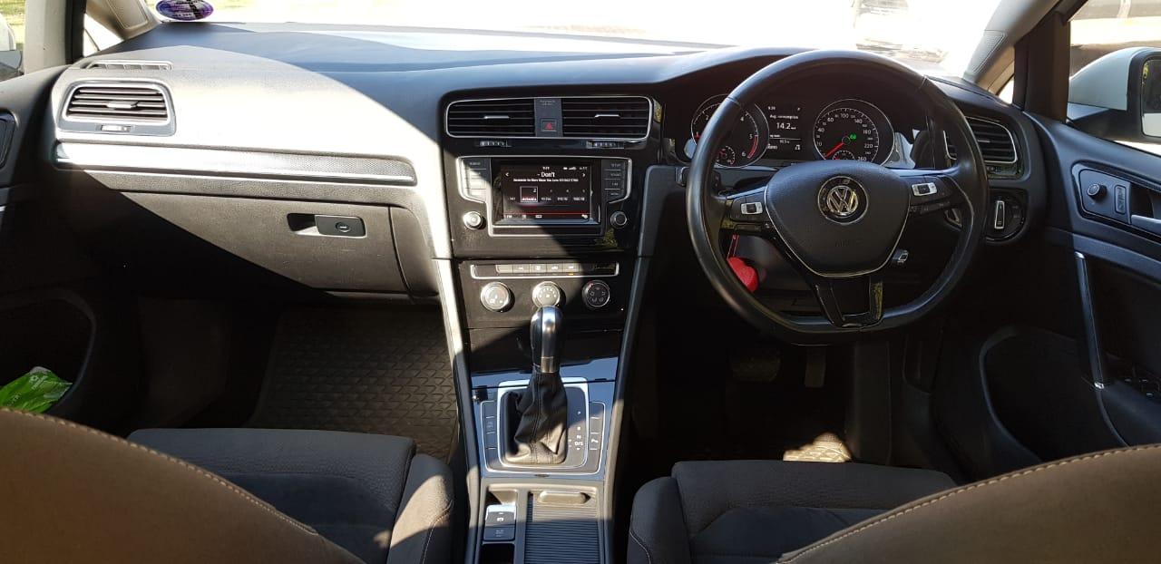 2014 VW Golf 2.0TDI Highline