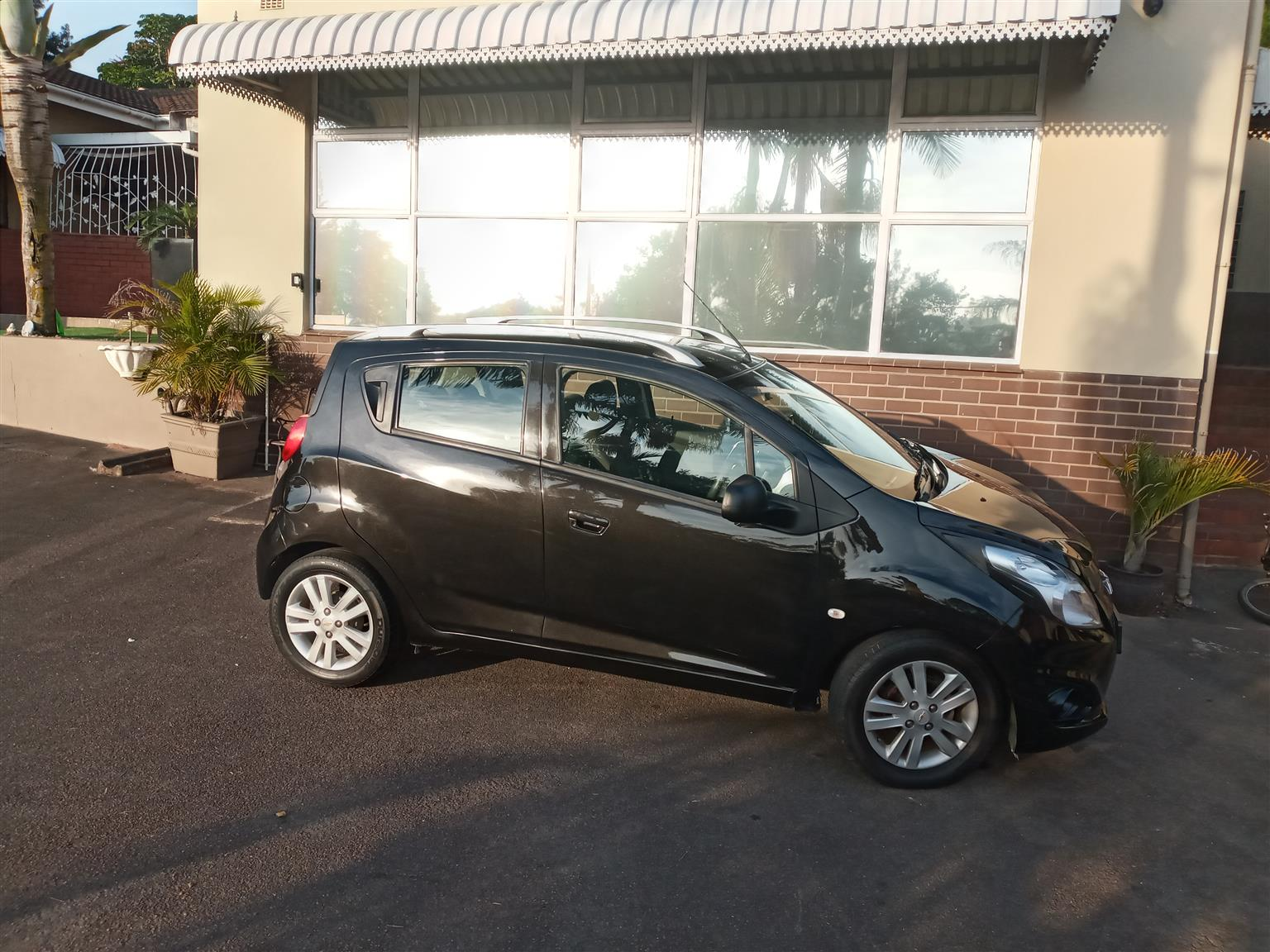 2013 Chevy Spark 1,2LS