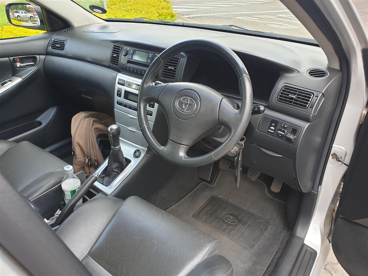 2003 Toyota RunX 180 RSi