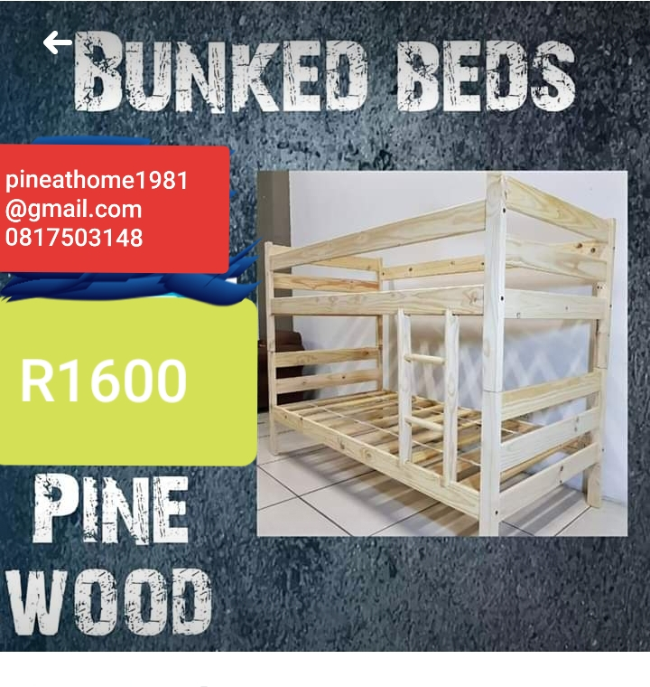 Double bunks on special
