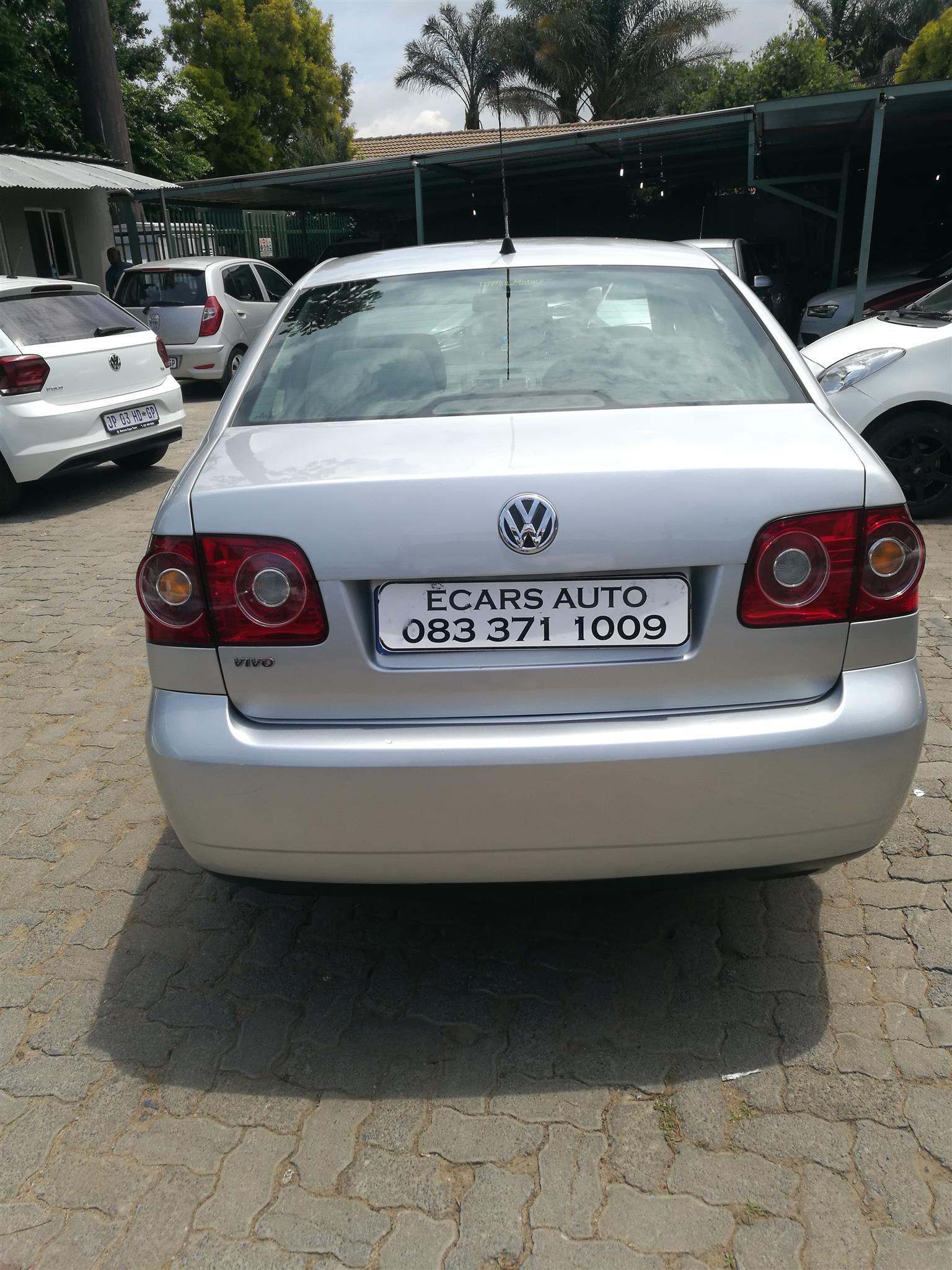 2016 VW Polo Vivo 3 door 1.6 GT