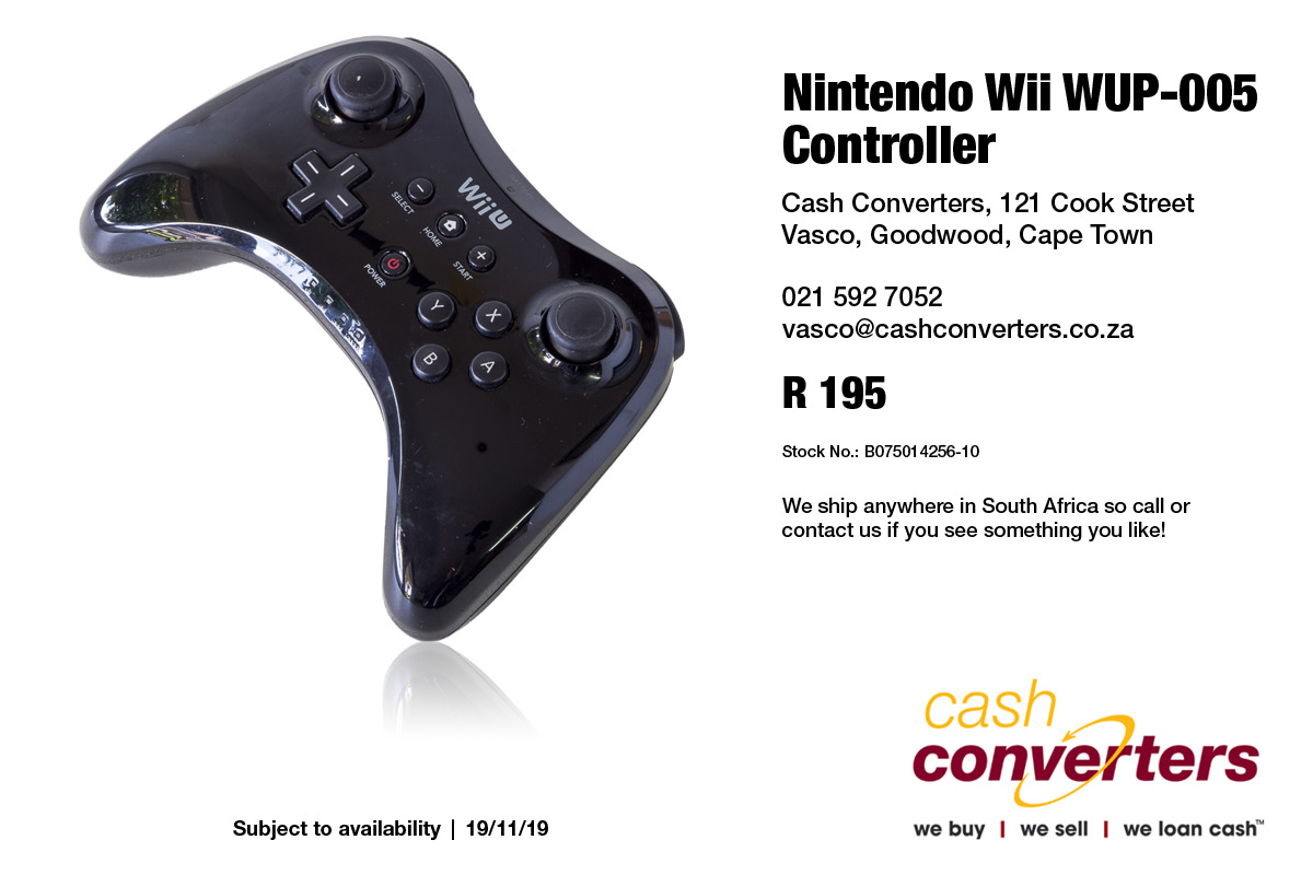 Nintendo Wii WUP-005 Controller
