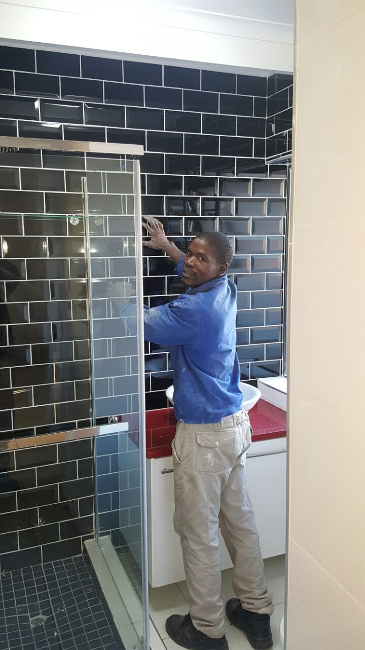 plumbing,tilling,painting and other renovations
