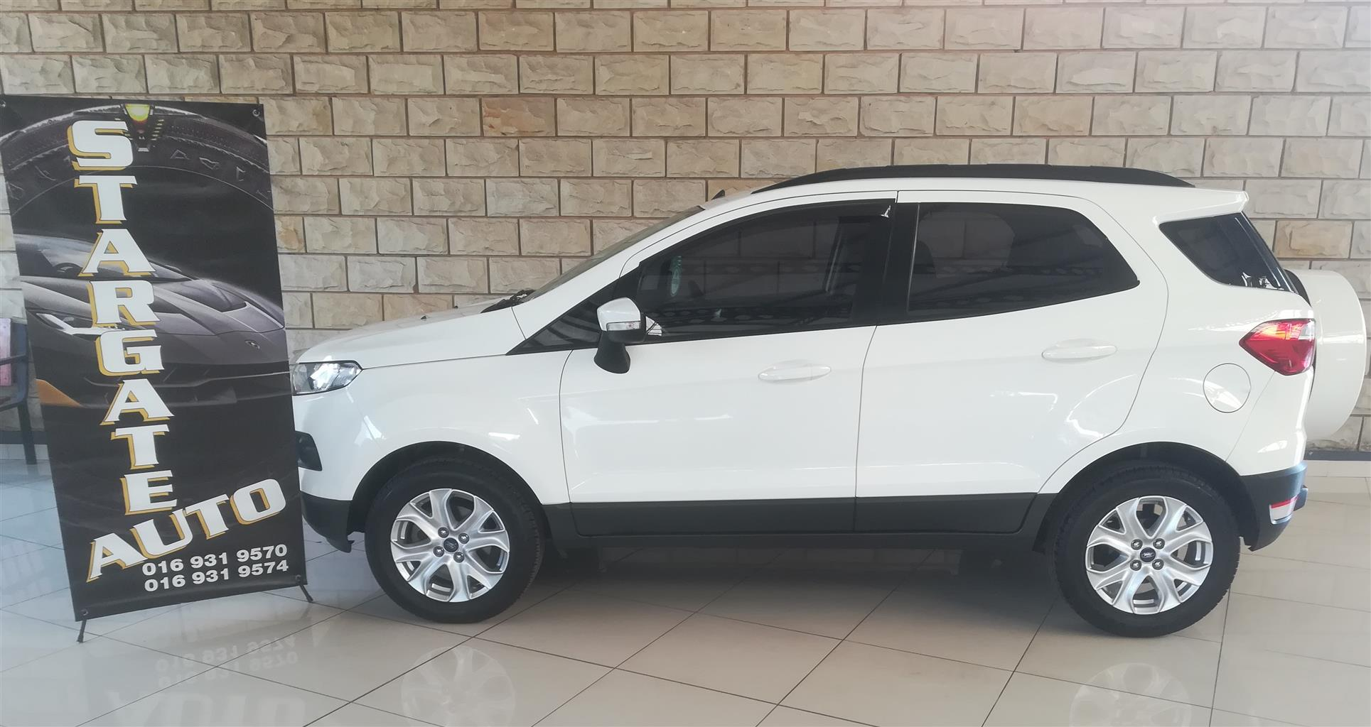 2015 Ford EcoSport 1.5TDCi Trend