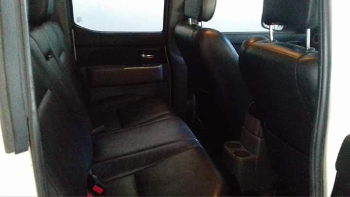 2010 Mazda BT-50 3.0CRD double cab SLE