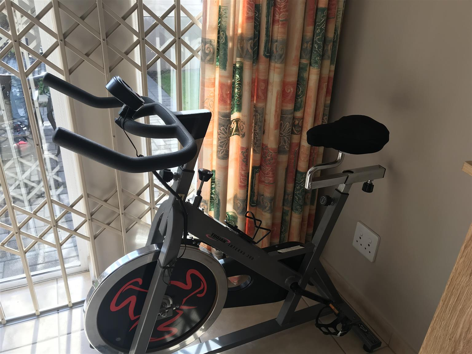 Spinning bike in very good condition