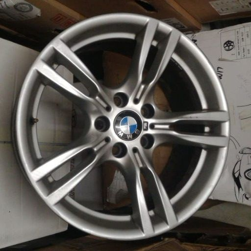 18 Oem Bmw F30 Rims Junk Mail