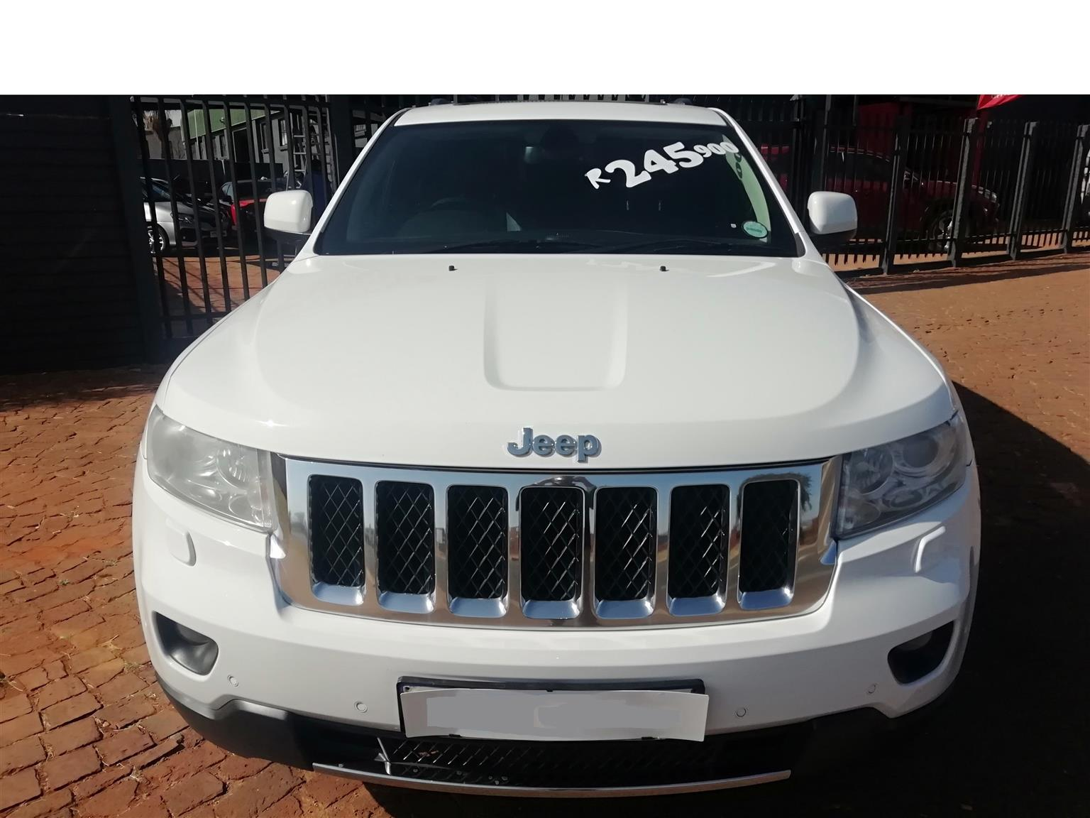 2013 Jeep Grand Cherokee 3.0CRD Overland