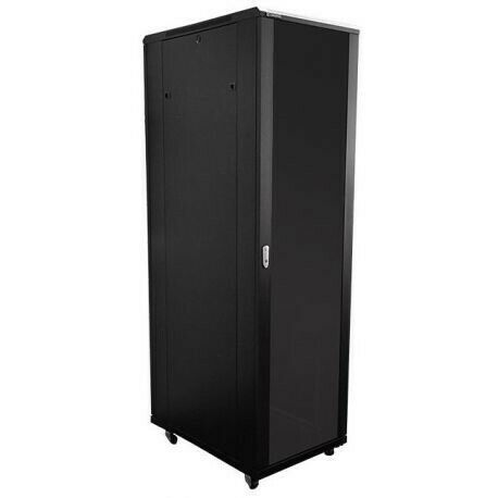 Network cabinets and server racks, NEW and used. From 2U, 4U, 6U, 9U to 47U and custom cabinets.