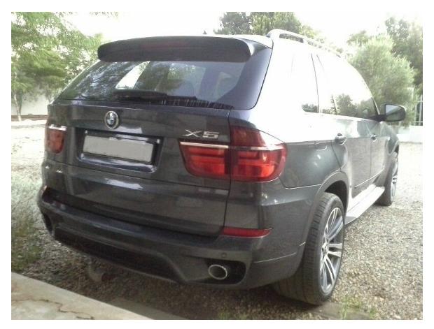2013 BMW X5 xDrive40d M Sport