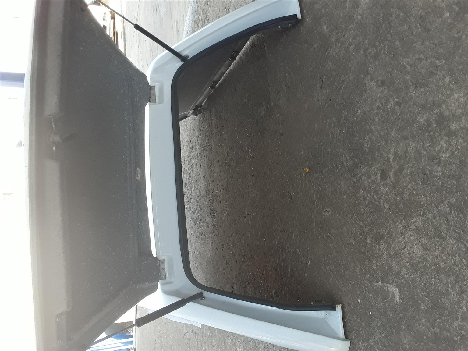 CHEV UTILITY BEEKMAN SOLID CANOPY