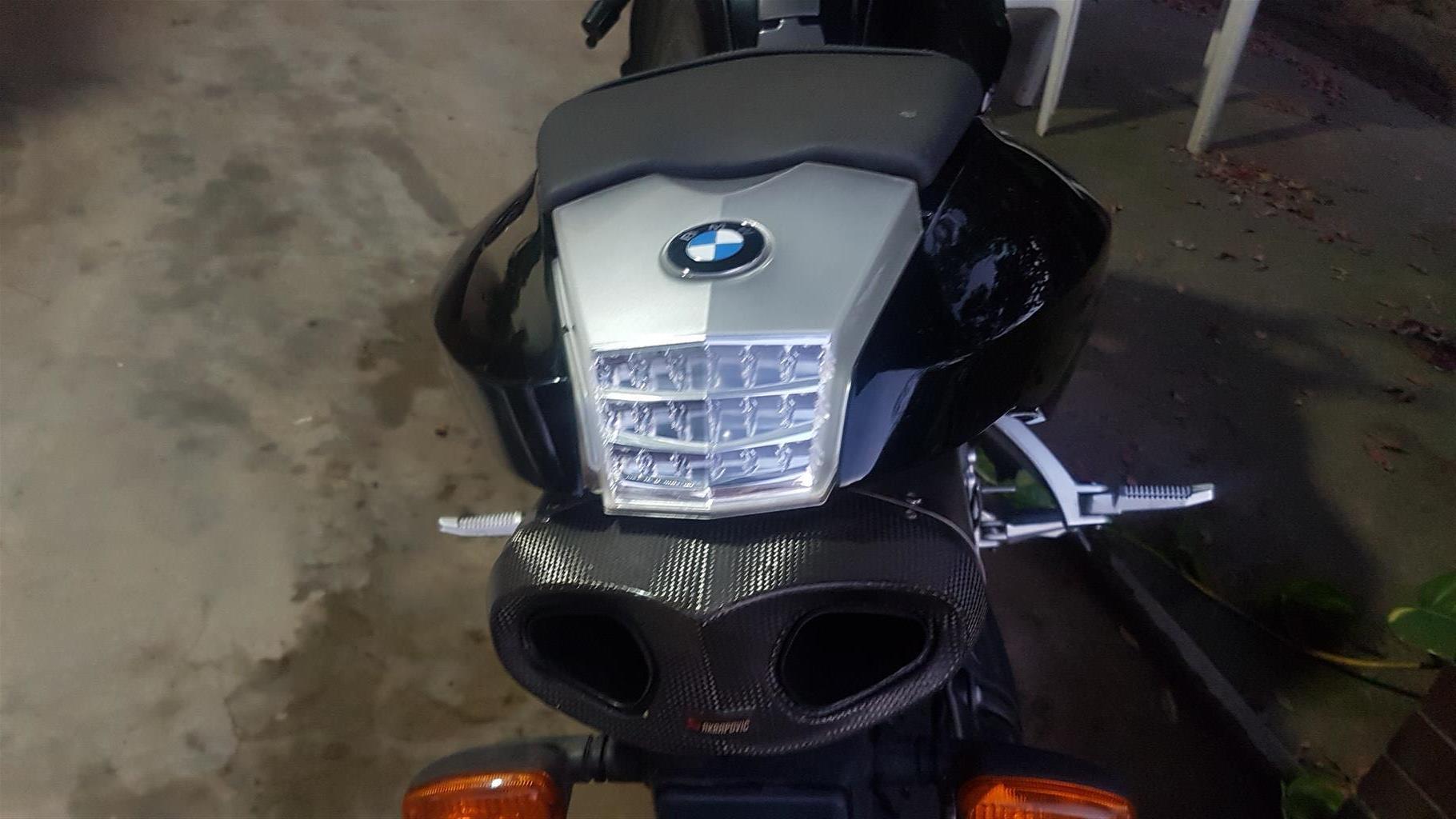 2009 BMW R1200 S