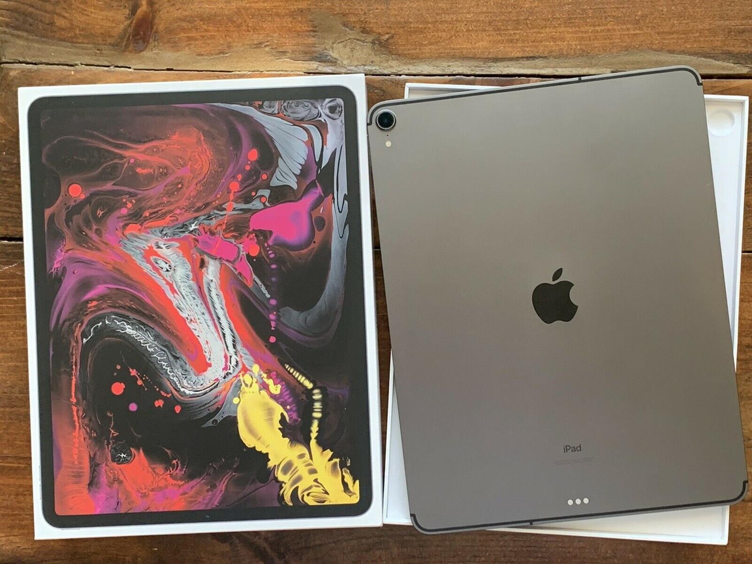Apple Ipad Pro 3rd Gen 256gb