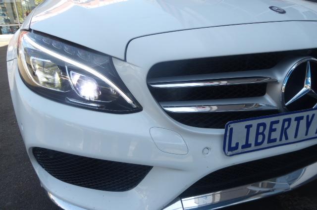 2016 Mercedes Benz C-Class sedan C300 AVANTGARDE A/T