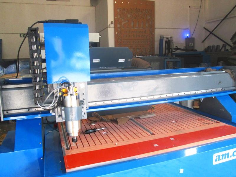 R-2030L2C/30 EasyRoute 220V Lite 2050x3050mm Aluminium T-Slot Clamping CNC Router, 3kW