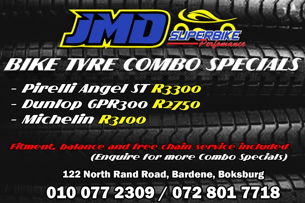 Bike Tyre Combo Specials