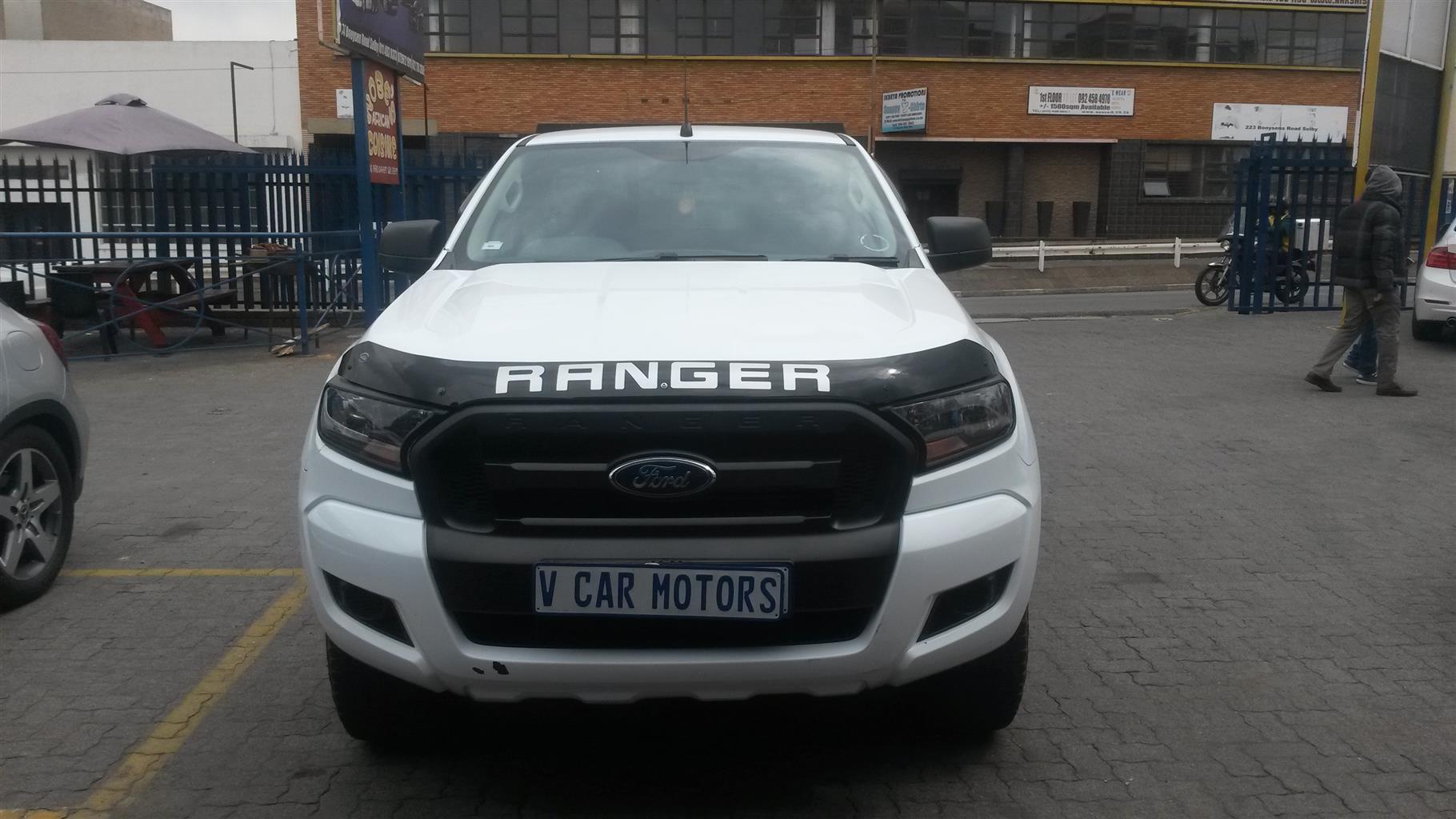 2016 Ford Ranger single cab RANGER 2.2TDCi L/R P/U S/C