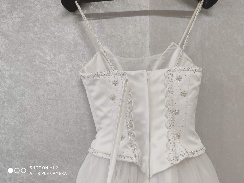 Size small wedding dress