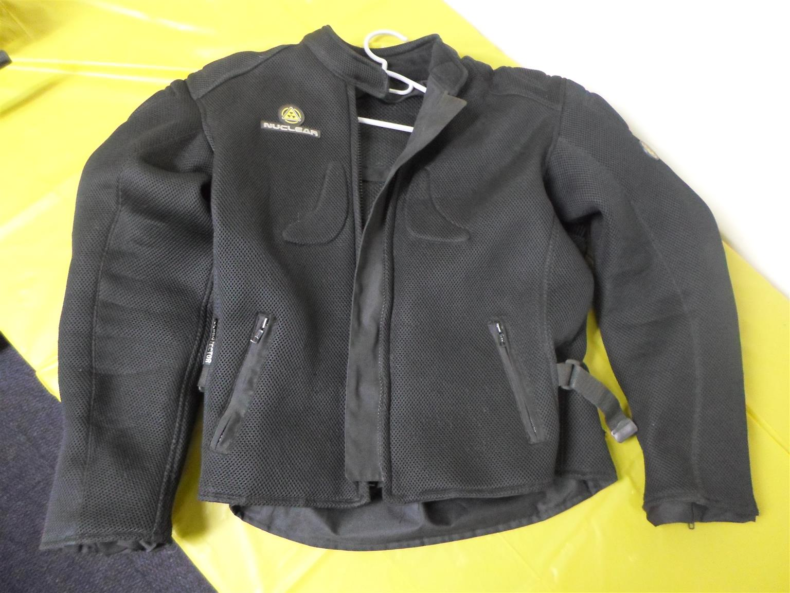 Nuclear Motorcycle Jacket