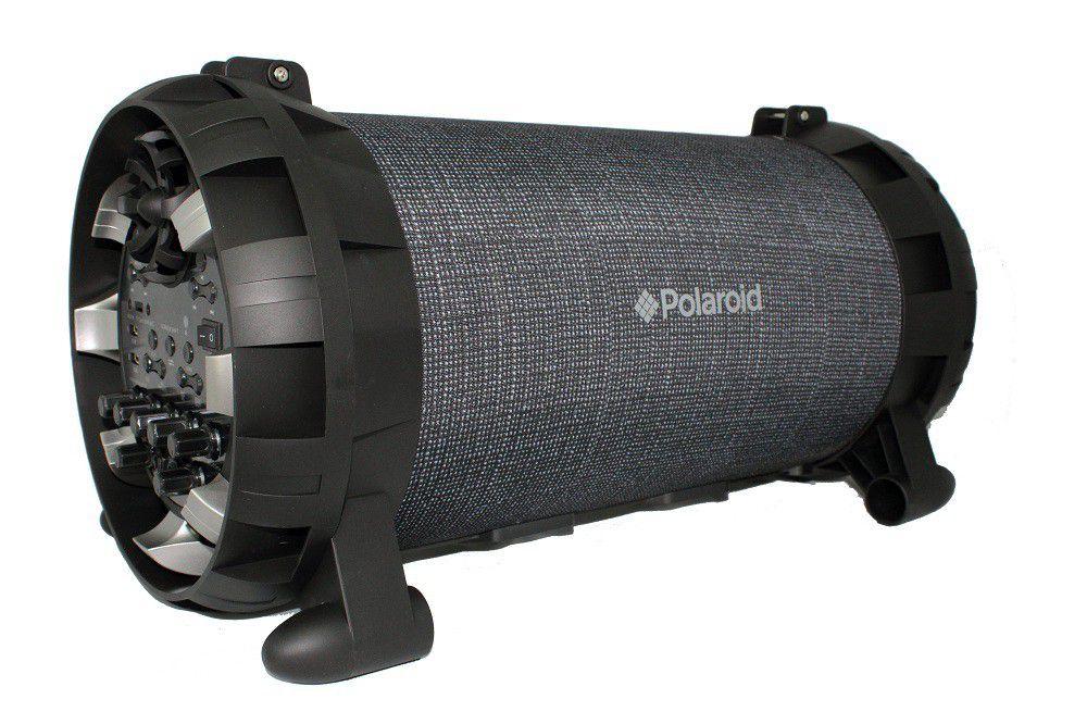 Powerful Polaroid boom box portable speaker