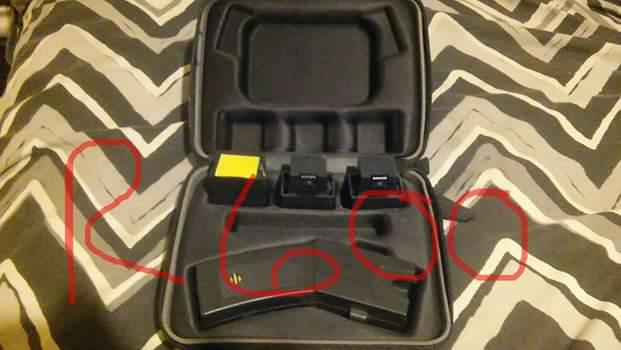 Kamera stel te koop goeie kondisie