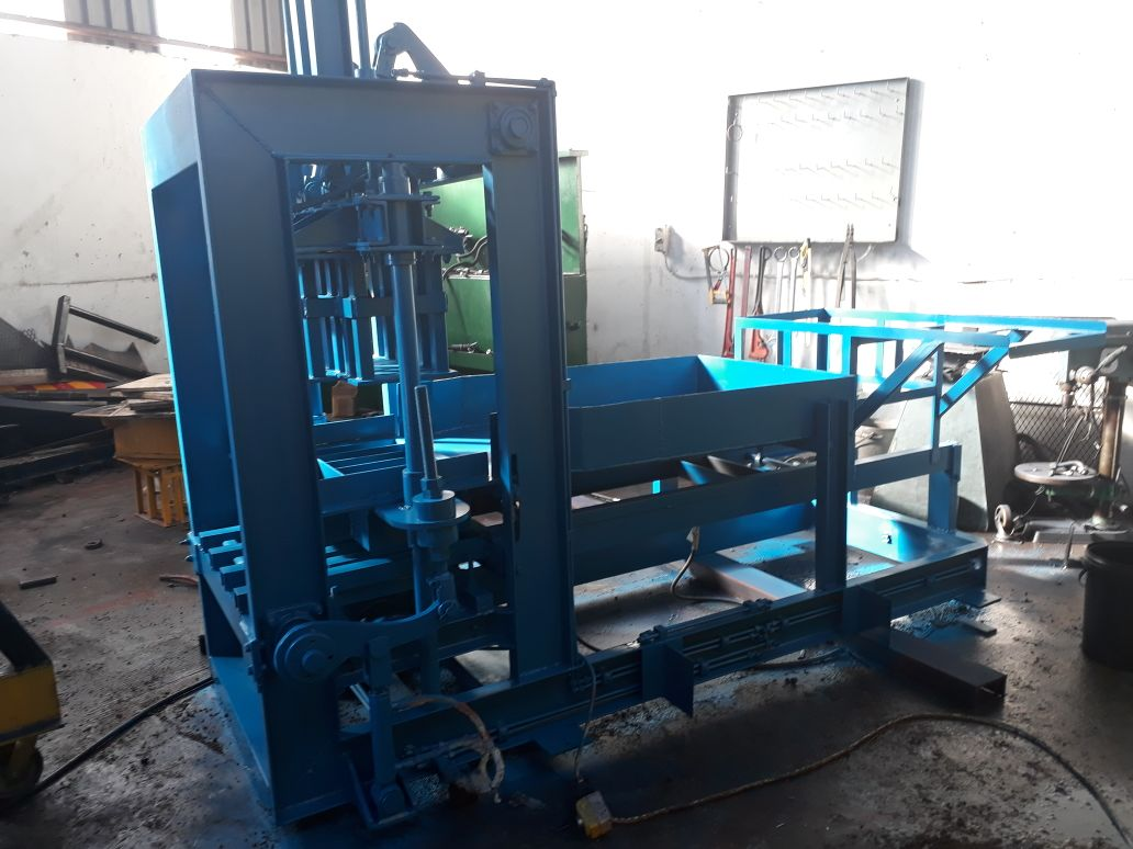 Automated and manual brick making machines available for purchasing now,call us for details