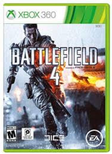 Xbox 360 Battlefield 4 Call Of Duty Black Ops 2 3 Plants Vs