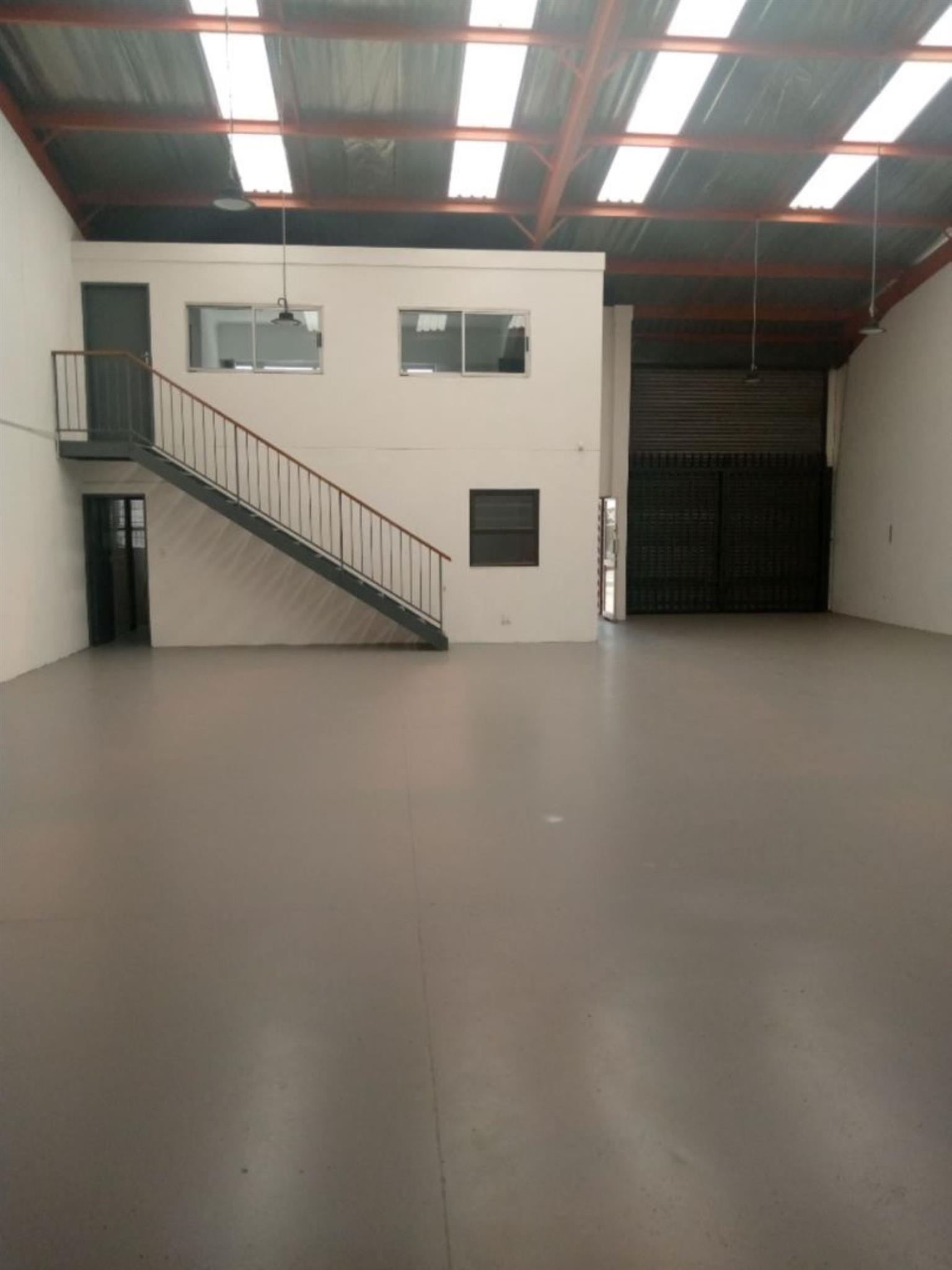 Industrial Rental Monthly in BOOYSENS