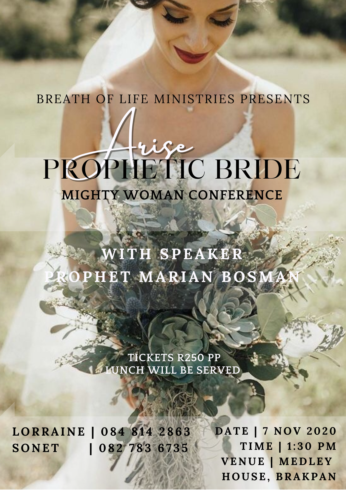 Mighty Woman Conference