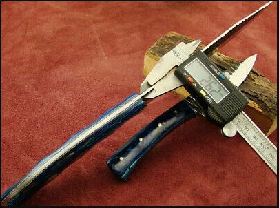 Handmade High Carbon Steel Chef's Kitchen Knife Set