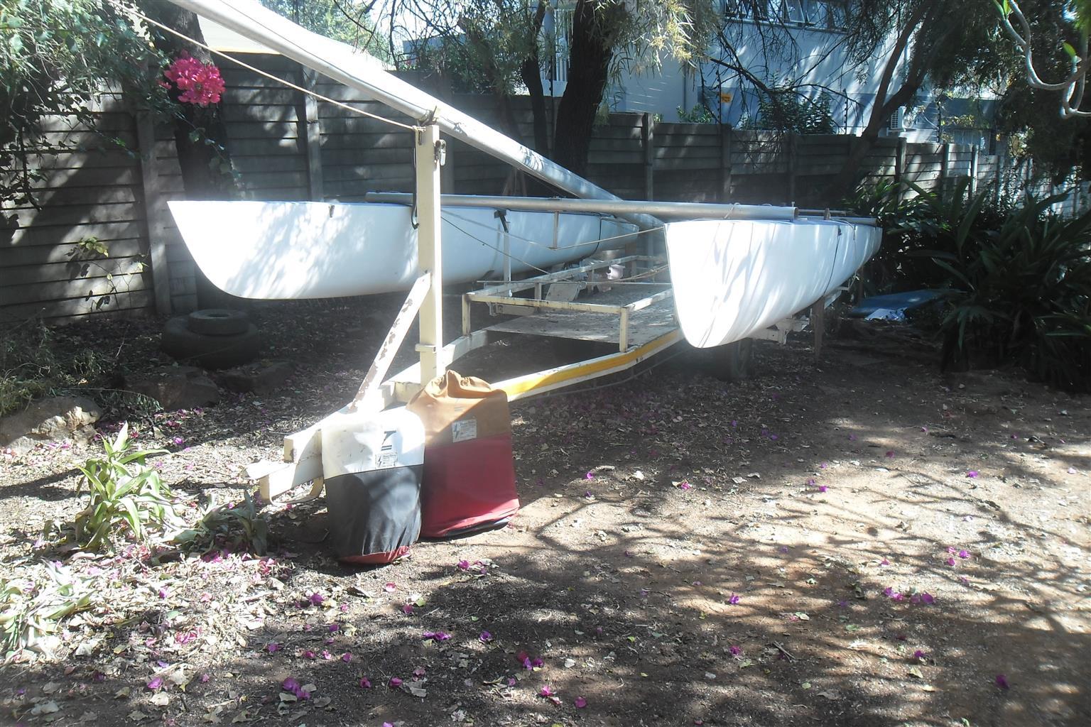 Catamaran TORNADO 20 for sale