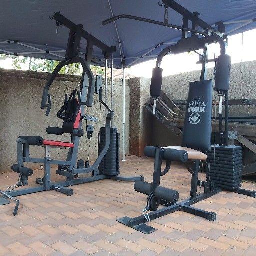 home gym machines
