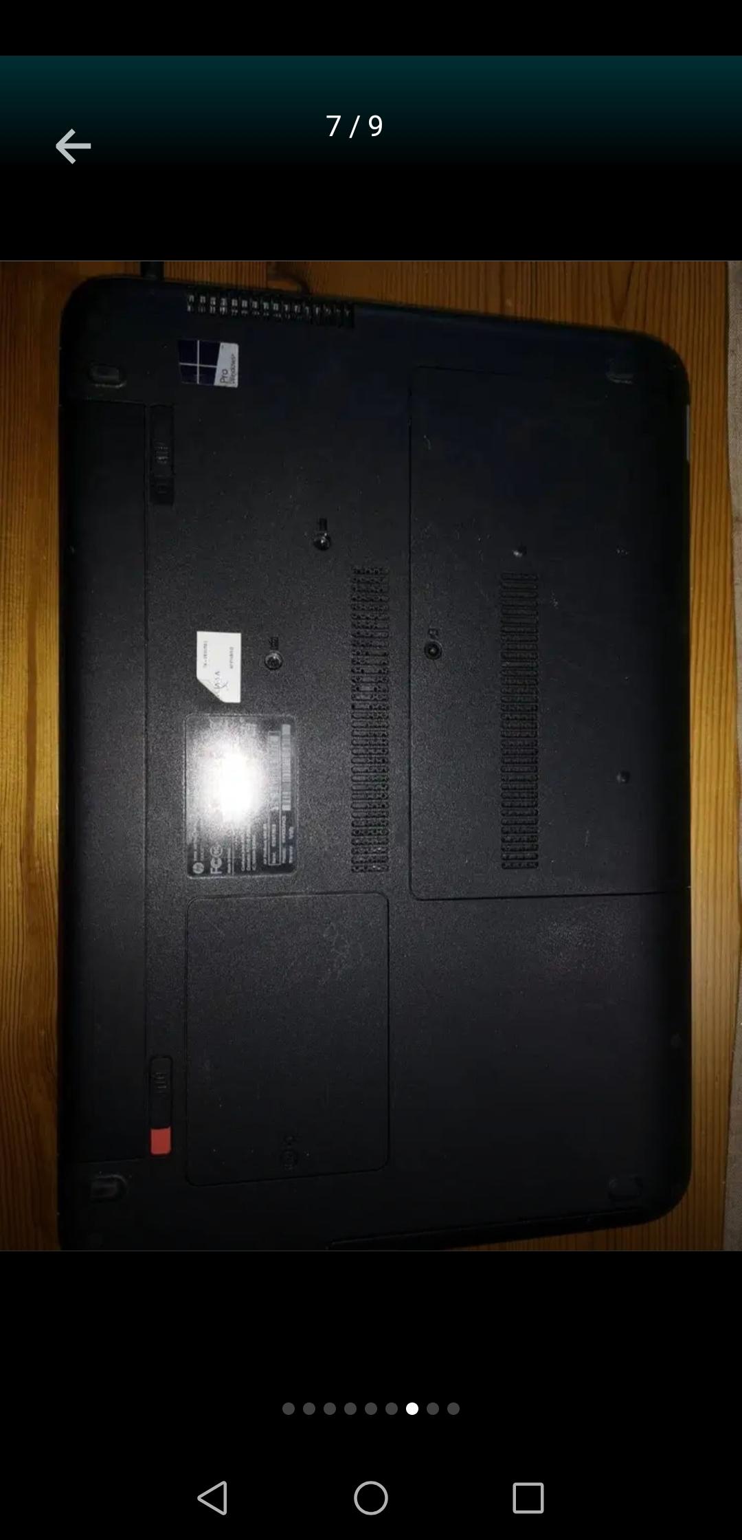 HP Probook 450 G3 for sale.