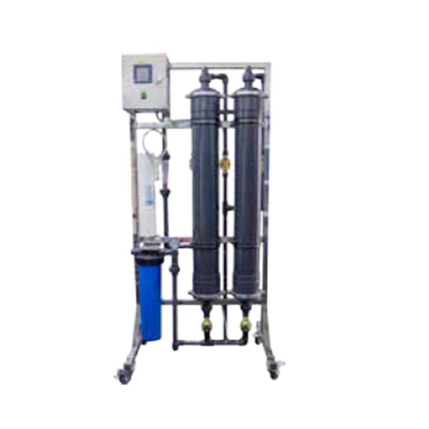 WCUF-5000: 5000 L/PH Ultra Filtration Water system