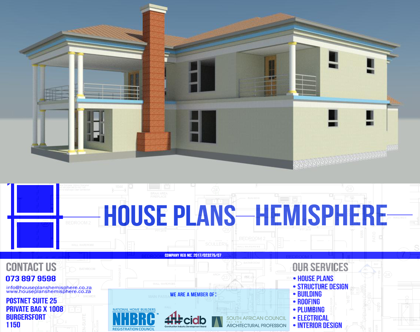 Double storey house plans in limpopo polokwane lebowakgomo burgersfort