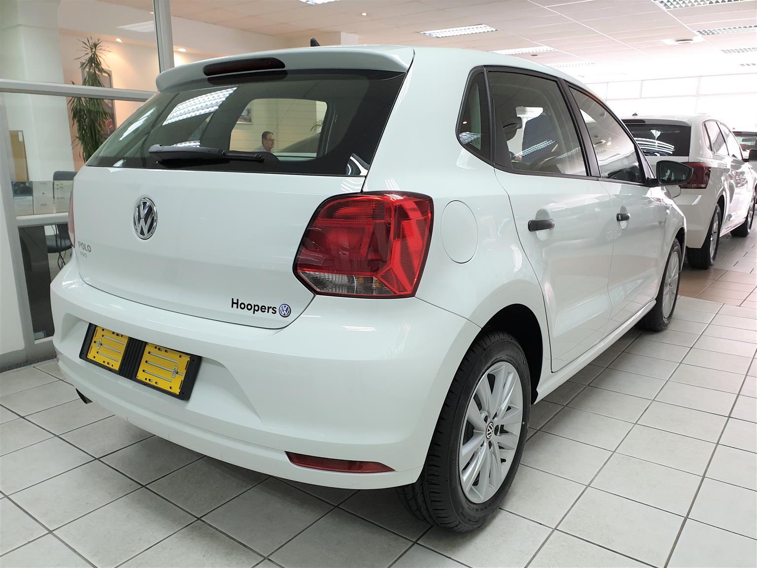 2020 VW Polo Vivo hatch 1.4 Trendline