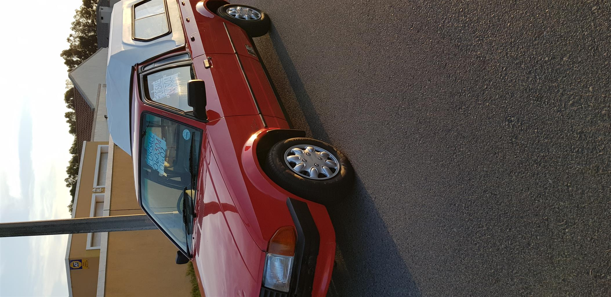 1988 Ford Bantam 1.6i