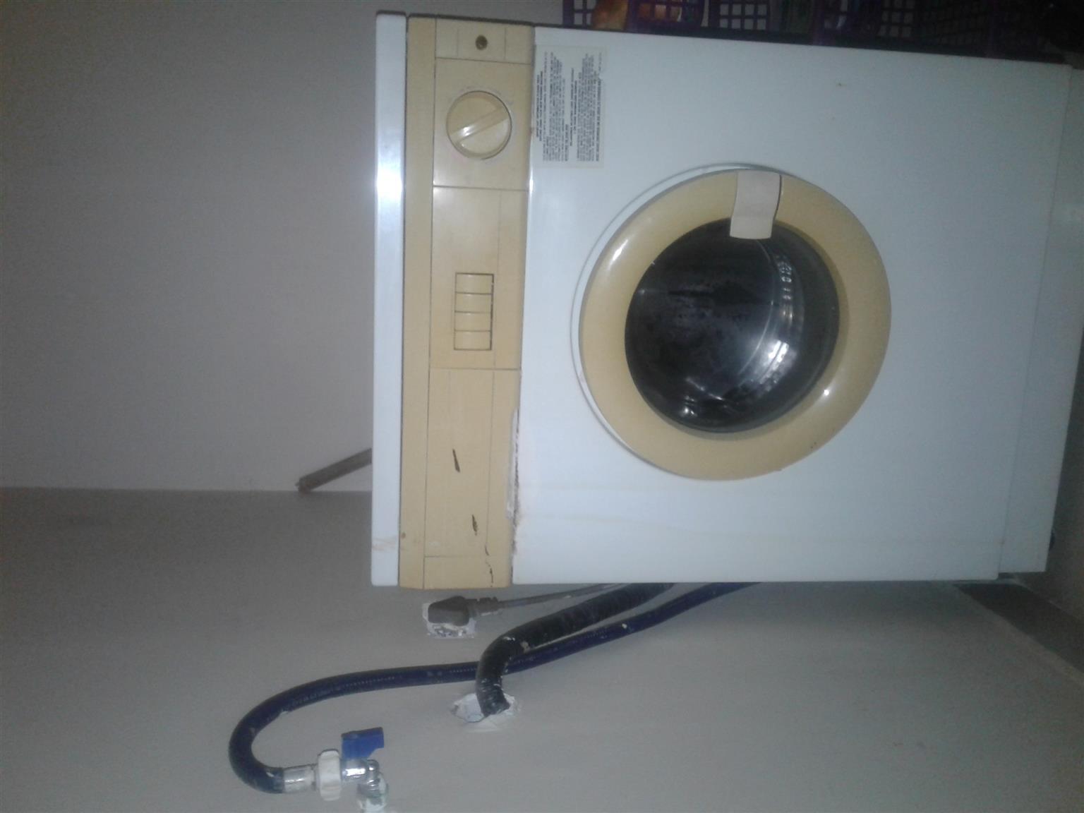 Defy washing machine working condition