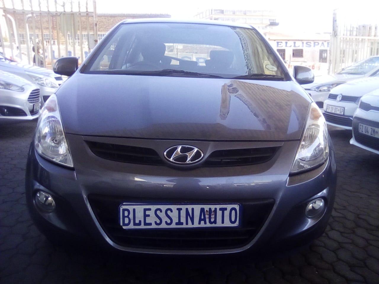 2012 Hyundai i20 1.6 GLS