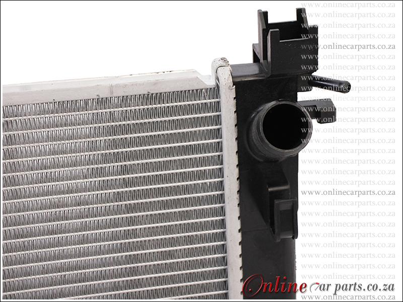 Renault Captur 0.9T 1.2 1.5D 2015- Automatic/Manual Transmission Radiator