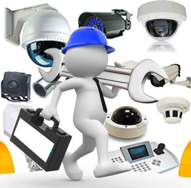 Security Cameras, Electric Fencing, Motor Gate repairs, Alarm Systems, Perimeter Fencing