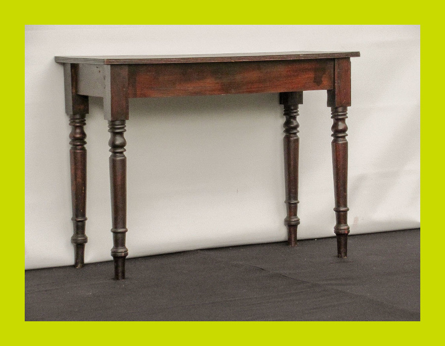 Victorian Mahogany Sofa Table Sku 734