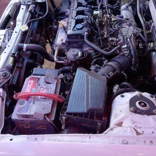 2004 Nissan Almera 1.5 Acenta auto